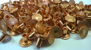 Copper rivets - Presvit d.o.o.